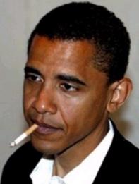 obamasmoking